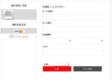 XMクレジットカード情報入力-480x342