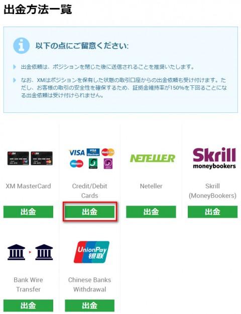 xm.comクレジット出金3