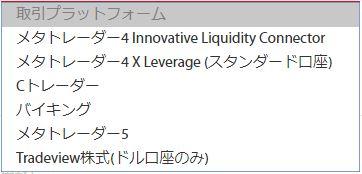 Tradeviewの新規低手数料法人口座開設手順