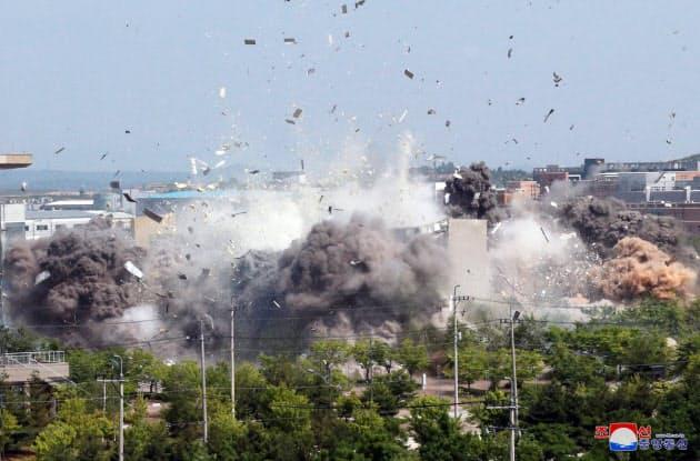 韓国をめぐる北朝鮮の軍事的な行為に注意