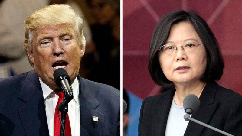 米大統領選終盤・トランプまさかの米台国交回復策発動と高まる憶測